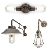 Industrial Wall Lamps