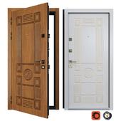 Bezha Entrance Metal Door 5 (Your Frame)