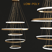Aura Ring Pendant by Cameron Design