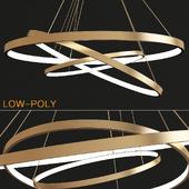 Modern Led Pendant Light Hanging Lamp