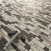 Paving brick clincer