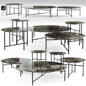 De Padova Sen Coffee table Set