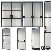 Glamor doors collection
