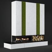 Contemporary fireplace 28