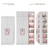 EFI Concept Kid / Miss Bunny -wardrobe 900