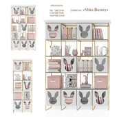 EFI Concept Kid / Miss Bunny - shelving