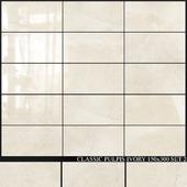 Yurtbay Seramik Classic Pulpis Ivory 150x300 Set 2