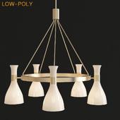 Medium Chandeliers - Dupage Lighting