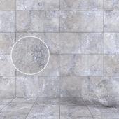 Wall tiles 373 Grey