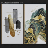 Frames Premium PRO No. 45