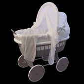 ComfortBaby Home indoor cradle