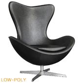 Poltrone & Club Chair per Fritz Hansen