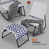 Overallt IKEA Armchair Version 2 - Outdoor IKEA