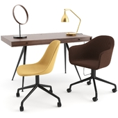 Office set by Norr11 and MENU