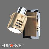 OM Wall lamp Eurosvet 23463/1 Leonardo