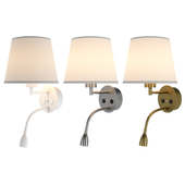 Mantra Technical CAICOS Wall lamp 6091-6092-6093 OM