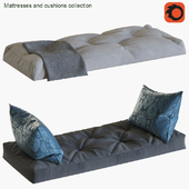 Mattresses and cushions collection #1