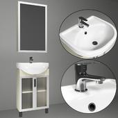 Мебель для ванной Aqualife Design Нью-Йорк