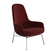 Era Steel Lounge High Chair