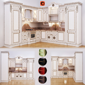 Кухня Мария Rosa