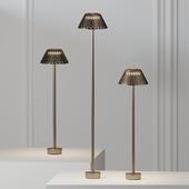 Platek Mesh Floor Lamp