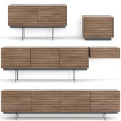 Punt mobles - Sussex (sideboards, stands)