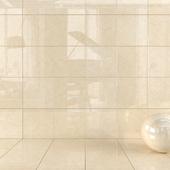 Wall Tiles 380 Cream