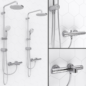 Shower systems GROHE | Tempesta System 200