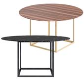 dk3 JEWEL round table