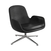 Era Lounge Chair Low Swivel