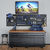 garage tools set 6
