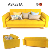 Sofa Askesta IKEA