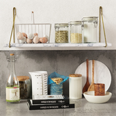 Kitchen Decorative set 024