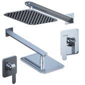 Shower system Devit Katarina 37525148