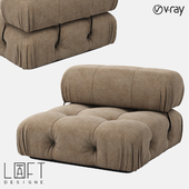 Sofa LoftDesigne 1869 model