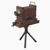 Wood Metal Camera