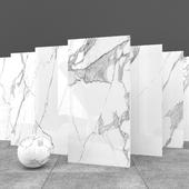 Specchio Carrara
