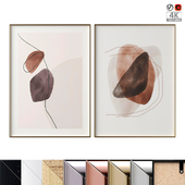 Abstract Pair Posters 15