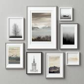 Picture Frames Set-118