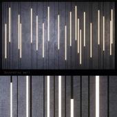Decorative light panel _ PN4