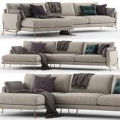 Le Marais sofa - Calligaris