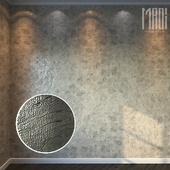 Decorative Plaster 027 - 8K Material