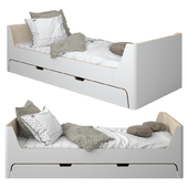Scandi bed by Laredoute_01