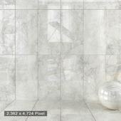 Wall Tiles 412 Silver River Light Set 2