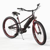 City Fat E-Bike custom