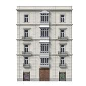 European building facade