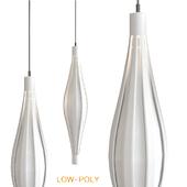 Pendant lamp white