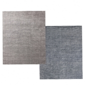 Restoration Hardware carpets from the Serra Handwoven collection.