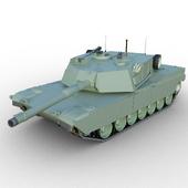 Abrahams M2 Tank