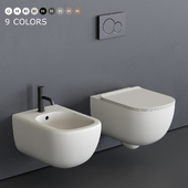Ceramica Cielo Era Wall-Hung WC